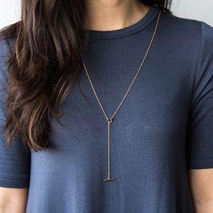 NWOT Gorjana Taner Toggle Necklace